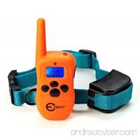 Esky Dog Training Collar Rainproof Rechargeable LCD Shock Collar  100 Level Vibration Static Shock - B00N8JTLZU