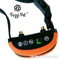Bark Control Collar for Small Medium Large Dogs | Rechargeable | 7 Adjustable Sonic Vibration Humane Shock / No Shock Levels | Anti-Bark False Triggering | Rainproof | No Bark Training - B075QW9ZC6