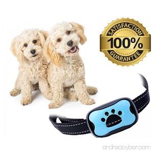 Bark Control Device Small Medium Large Dogs Upgrade Barking Training Collar Beep Levels Extremely Effective Collar Safe Anti Bark Device - B07BMQHD9J