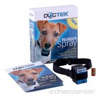 Dogtek NoBark Spray Bark Control Collar (collar only spray refill not included) - B07D4QNDCX