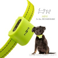 Floyd Small Dog Bark Collar for Tiny Puppies to Medium Dogs (5+lbs) – Rechargeable Vibrating Anti Barking Device – Smallest and Safest on Amazon - No Shock and No Spiky Prongs - B07CL8LLRJ