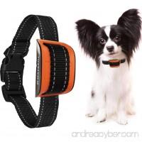 MASBRILL Small Dog Bark Collar No Shock for Dogs Extra Small- Medium Anti Dog Barking Device Beep Vibration Barking Control Training Collar for Dog 5-55lbs … - B06X3Q1Z4W