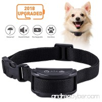 Xvolt Bark Collar Smart Detection Anti Bark Mode  Rainproof and Rechargeable 7 Adjustable Sensitivity No Bark Collar for Small Medium Large Dogs - B07FCLBHY5