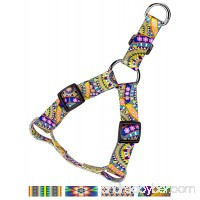 Country Brook Design Step-In Dog Harness - Abstract Collection - B07CNJC5S5