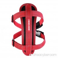 EzyDog Chest Plate Custom Fit Dog Harness - B003XDOSN6