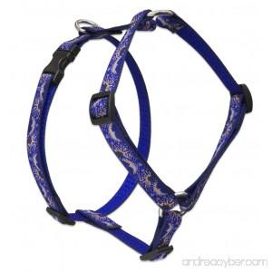 Lupine Starry Night Roman Harness for Small Sized Dogs - B00I398BNI