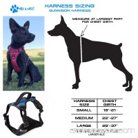 Max and Neo Gunnison Reflective Dog Harness - We Donate a Harness to a Dog Rescue for Every Harness Sold - B0746VGFS3