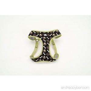 Pet Attire Adjustable Designer Wrap Harness - B0056XCE6O