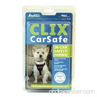 The Company of Animals Clix Car Safe Dog Harness Size - B005D0YU3K