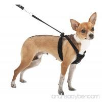 YUP SPORN No Pull Dog Harness Black Extra Small - B00PSN0CIY