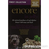 Encore Finest Collection Dog Pouch in Jelly 5 x 100g - B0116XTMMG