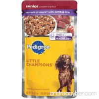 Pedigree Little Champions Wet Dog Food - B0029NUZG0