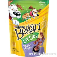 Purina Beggin' Bacon Flavor Dog Snack - B0012KH0KA