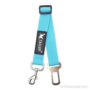 UMFun Adjustable Dog Pet Car Safety Seat Belt Restraint Lead Travel Leash Safety Belt - B07DCMV6RT