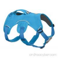 RUFFWEAR - Web Master Dog Harness with Lift Handle  Blue Dusk  XX-Small - B01MZ9F0UC