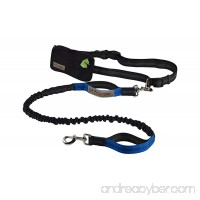 "Hands Free Dog Leash for Running  Walking  Hiking  Durable Dual-Handle Bungee Leash  Reflective Stitching  4-Foot Long  Adjustable Waist Belt (Fits up to 42"" waist) - B06XX5R25H"