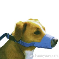 Four Flags Dog Muzzle X-small  Quick Muzzle  Blue - B00AYXX6J0
