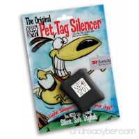 Quiet Spot Pet Tag Silencer - B0017JE522