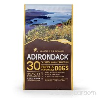 Adirondack Pet Food 30% Protein High-Fat Recipe For Puppy & Performance Dogs - B00VTQ8OBG