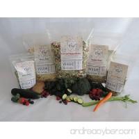 Auntie's Pet Kitchen Dehydrated Non-GMO Summer Blend - B076P62671