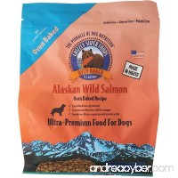 Grizzly SuperFoods Alaska Wild Baked Salmon Dog Food 1lb - B074VDV7CR
