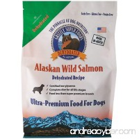 Grizzly SuperFoods Alaska Wild Dehydrated Salmon Dog Food 3lb - B074VG1PZW