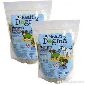 Healthy Dogma PetMix Original Dog Food 2-Pound Bag (2 Pack) - B0184G9ZGG