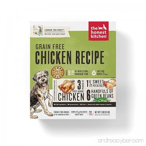 Honest Kitchen Human Grade Dehydrated Grain Free Chicken Dog Food 2 lb - Force. Fast Delivery - B07FS2CFXL