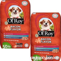 Ol' Roy Bacon Flavor Dry Dog Food for All Breeds and Sizes - B06XF6M7ZB