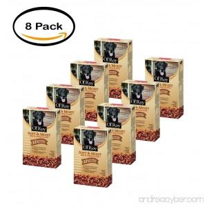 PACK OF 8 - Ol' Roy Soft & Moist Beef & Cheese Flavor Dog Food 72 Oz - B0787DMJX4