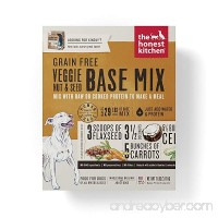 The Honest Kitchen DEHYDRATED GRAIN-FREE VEGGIE NUT & SEED BASE MIX - B018OI4W3U