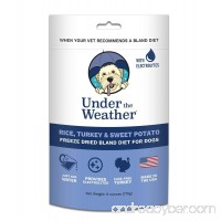 Under the Weather - Convenient Bland Diet for Sick Pets (freeze dried) - Gluten Free - All natural - 100% human grade meats - Dogs Love the Taste! 3 Flavors! - B074L5GSQC