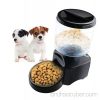 CEESC Electronic Automatic Pet Feeder 5L Digital LCD Screen and Voice Recording - B075SC8NY8