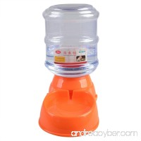 Letdown Pet Dog Water Device 3.5 L Pet Dog Cat Automatic Water Dispenser Device Bottle Dish - B07CNYB1L5