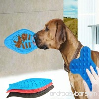 PanDaDa Pet Dog Shower Peanut Butter Pad Dog Bath Device for Easy and Funny Bath - B07FN2MXLS