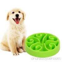 Seacan Dog Bowl Slow Feeder-NON-SLIP Fun Feeder Interactive Bloat Stop Dog Bowl 8 Eco-friendly Durable Non Toxic Slow Feed Dog Bowl - B078MZYT7Q