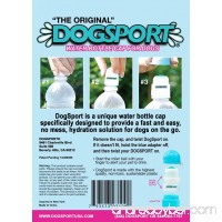 DogSport Two-Pack Water Bottle Cap for Dogs (Dog Sport) - B01JLC4YG8