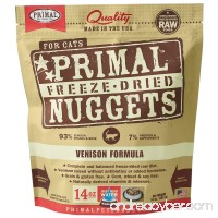 Freeze Dried Nuggets Feline Venison - B01AYKU460