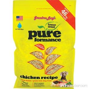 Grandma Lucy's PUREformance Freeze Dried Dog Food - B006X1A9VU