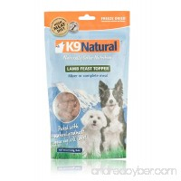 K9 Natural Freeze Dried Dog Food Toppers - B01BJ6IB8G