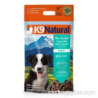 K9 Natural Freeze Dried Puppy Food Topper - Perfect Grain Free Healthy Hypoallergenic Limited Ingredients For All Puppies - Raw Freeze Dried Mixer - Beef & Hoki Oil Topper - B01N9HW4FK