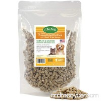 Raw Paws Pet Premium Raw Freeze Dried Green Tripe for Dogs & Cats - All Natural Dog Food & Cat Food - Grass Fed Beef - Made in USA Only - Grain Gluten & Wheat Free - B01I1XH1T0