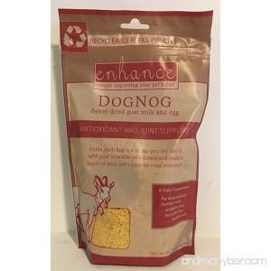 Steve's Enhance Freeze Dried Goats Milk (DogNog 8oz) - B01IHVDJ2O