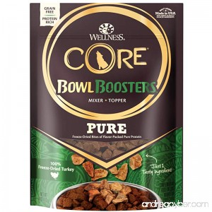 Wellness Natural Pet Food CORE Grain Free Dog Food Mixers & Toppers - B07BRQ3QPW