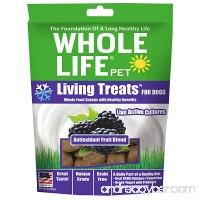 Whole Life Pet Living Treats USA Freeze Dried Fruit Blend Treats for Dogs - B077L36Y4K