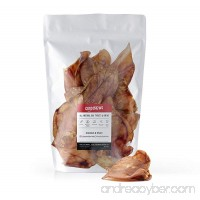 Pig Ears for Dogs - All-Natural Whole Pig Ear Chews - B076TVBS4T