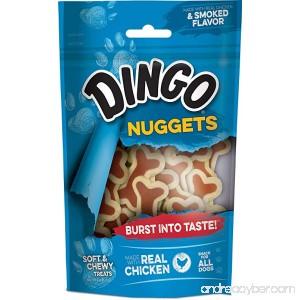 Dingo Mega Meat Chewy Bones - B009GOC0B8