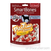 Smartbone PlayTime Chews for Dogs With Real Chicken Treats Inside - B00LEM8D5C